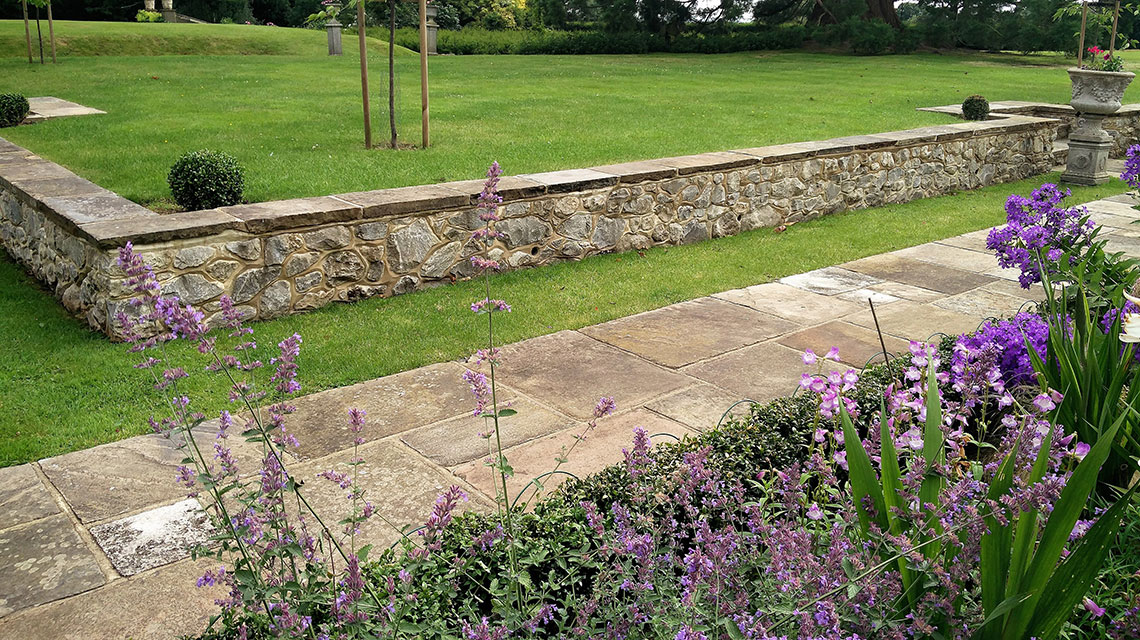 Our Tenterden landscaping project.